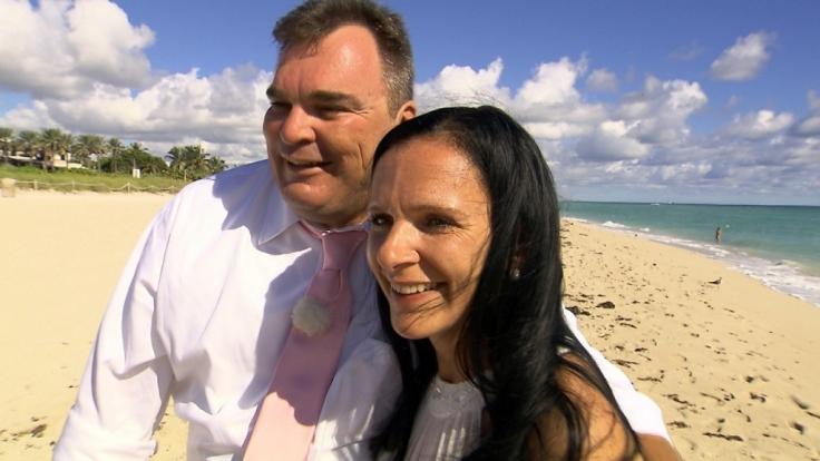 Goodbye Deutschland 2014 bei Vox: Beat und Sarah versuchen in Miami ihr Auswanderer-Glück. (Foto)