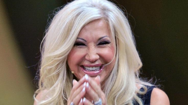 Carmen Geiss nimmt fiesen Spott ihrer Hater mit Humor. (Foto)