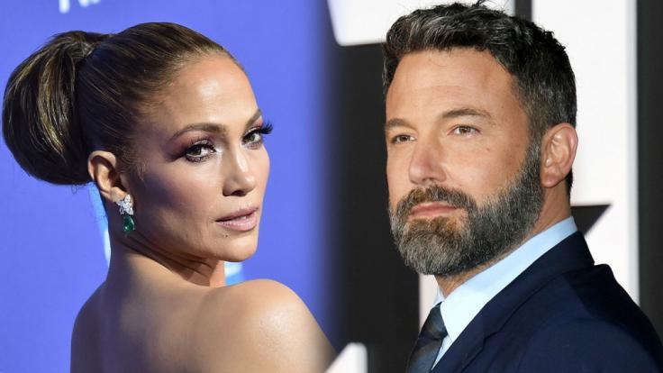 Jennifer Lopez und Ben Affleck waren Anfang der 2000er ein Paar und sogar verlobt (Foto)