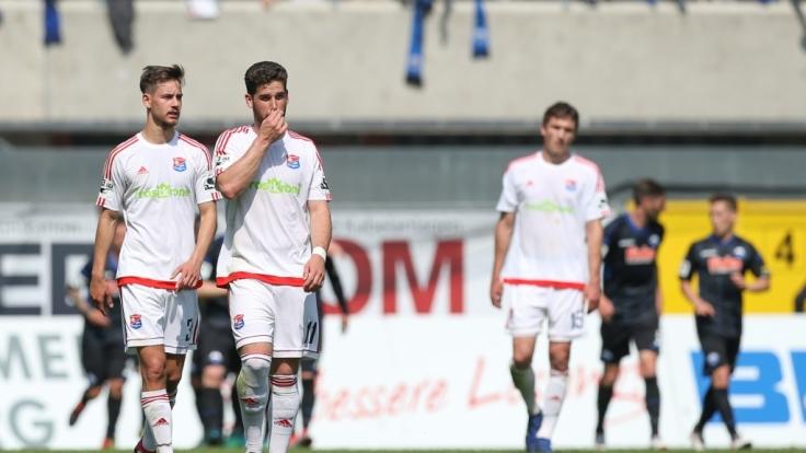 Heimspiel SpVgg Unterhaching: Die aktuellen Spielergebnisse der 3. Liga bei news.de