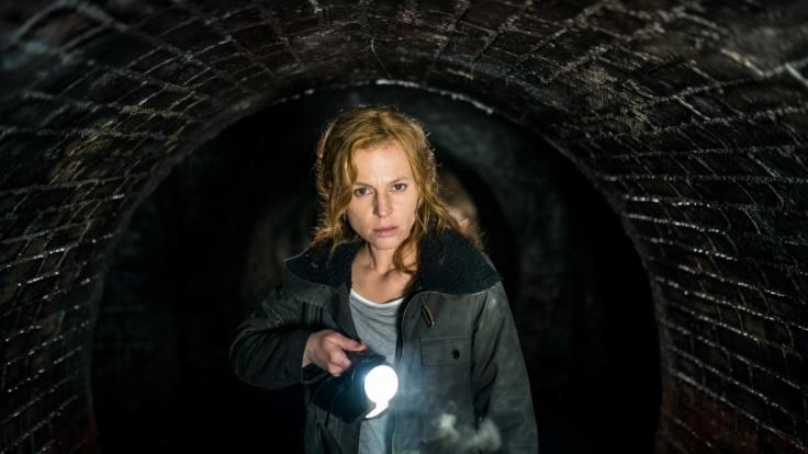 """Maren (Maria Simon) verschwindet """"Im Tunnel"""". (Foto)"""