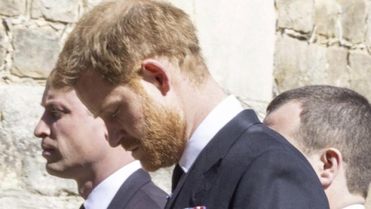 Haben sich Prinz William und Prinz Harry wieder versöhnt? (Foto)