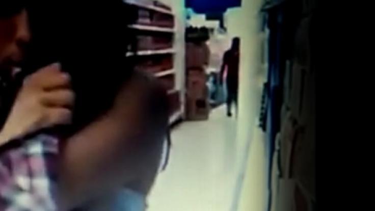 Ein harmloser Screeshot aus dem Sex-Video. (Foto)