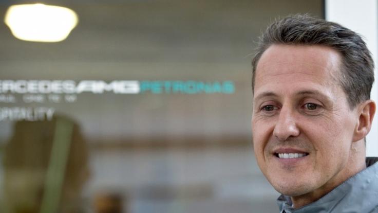 Michael Schumacher fuhr von 2010 bis 2012 für Mercedes in der Formel 1.