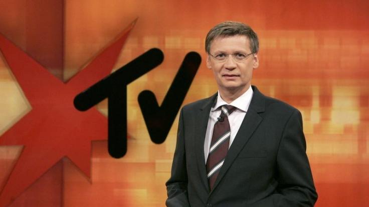Moderator Günther Jauch blickt auf 20 Jahre Stern TV zurück. (Foto)