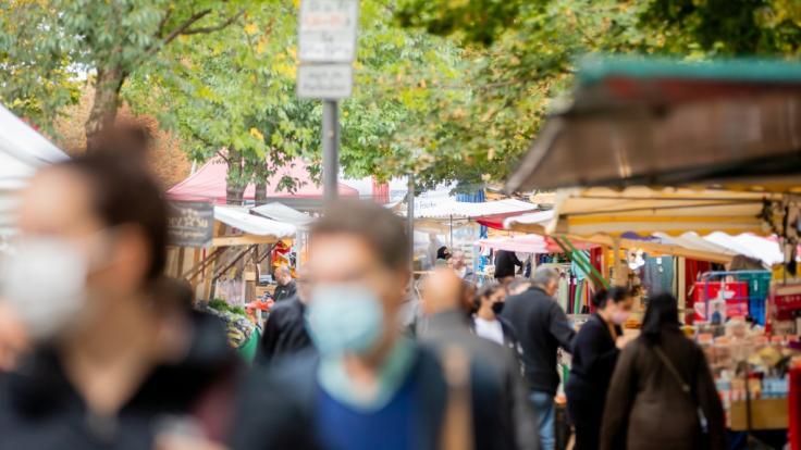 Immer mehr Städte in Deutschland werden zum Risikogebiet erklärt. (Foto)