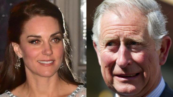 Hat Prinz Charles ein Problem mit Herzogin Kate?