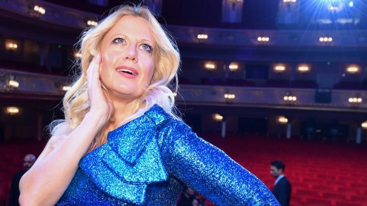 Barbara Schöneberger liebt den Wow-Auftritt - sehr zur Freude ihrer Fans. (Foto)