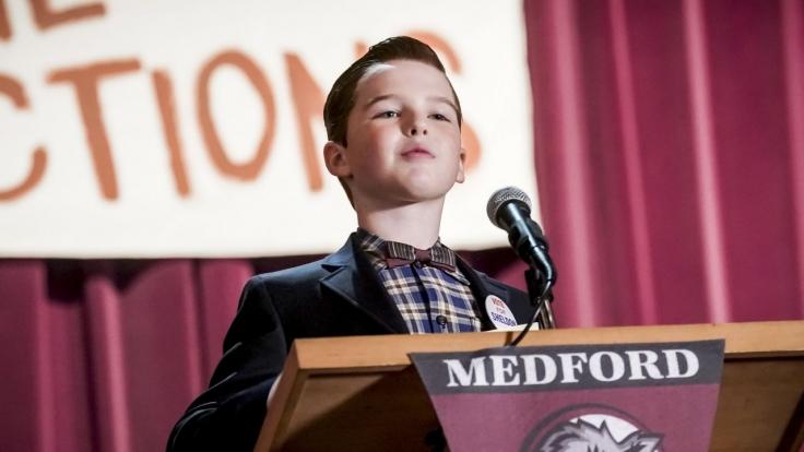Young Sheldon Mediathek