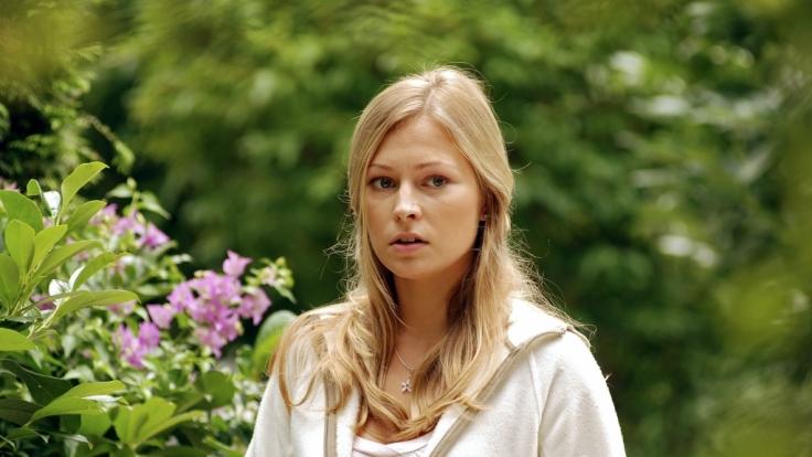 Schauspielerin Sarah Stork sucht verzweifelt nach ihrem vermissten Freund. (Foto)