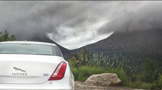 Die besten Bilder zu Jaguar XJ: Mit gebremstem Schaum (Foto)