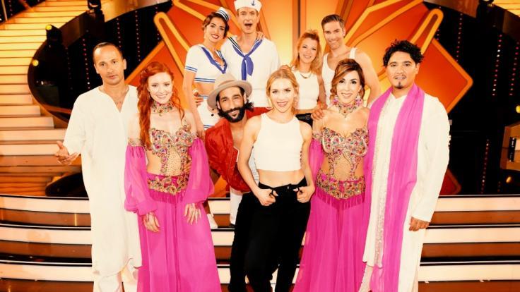 Dance Dance Dance Wiederholung Von Freitag
