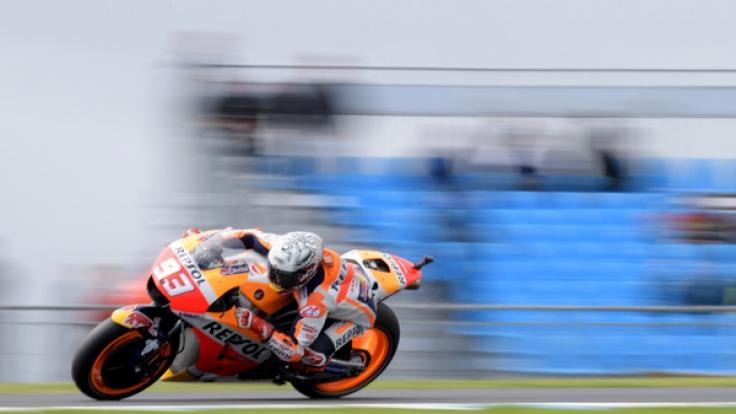 An diesem Wochenende steht der MotoGP auf Phillip Island an. (Foto)