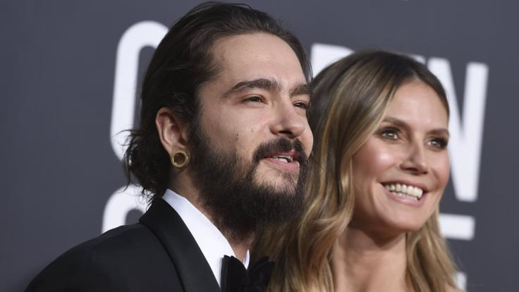 Seit 03. August 2019 Mann und Frau: Tom Kaulitz und Heidi Klum.