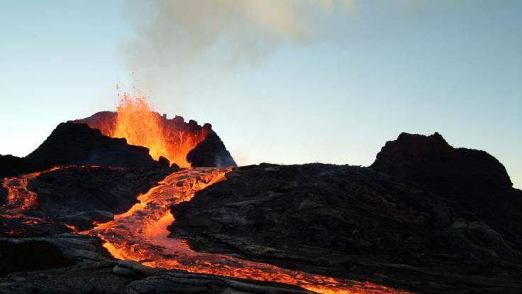 Forscher warnen in einer neuen Studie vor einem Vulkanausbruch auf Teneriffa. (Foto)