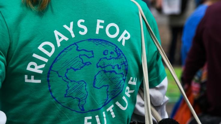 """Jetzt trafen Bußgeldbescheide die Familien von vier Teilnehmern der """"Fridays for future""""-Demonstrationen. (Foto)"""