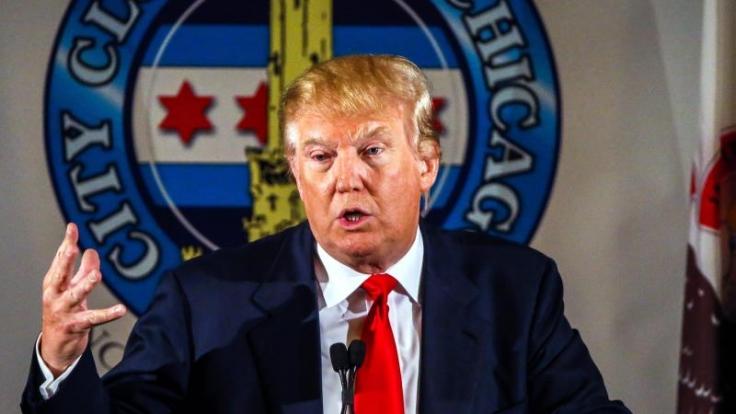 US-Vorwahlkampf: Zehn Republikaner für TV-Debatte bestimmt