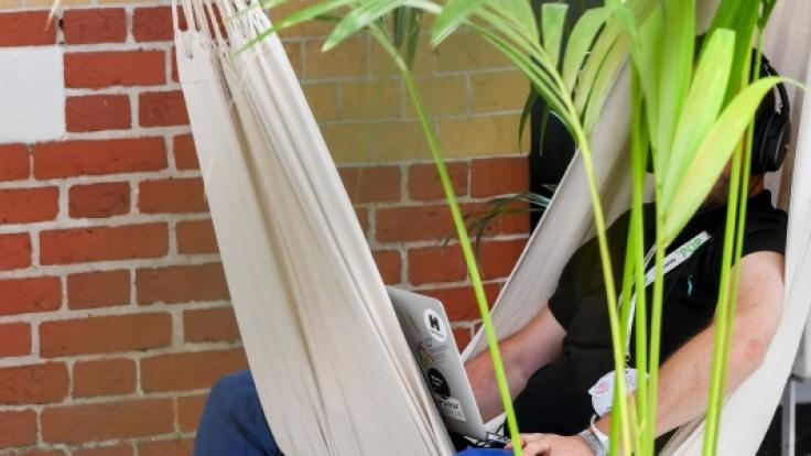 Digitale Nomaden arbeiten überall. Nur nicht im Büro. (Foto)