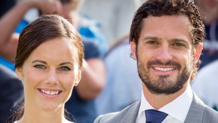Prinz Carl Philip und Prinzessin Sofia von Schweden engagieren sich gegen den Hass (Foto)