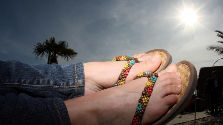 Wie gesund sind Flip-Flops wirklich?