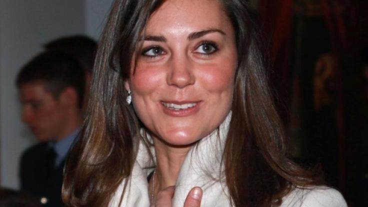 Kate Middleton wird bald eine Prinzessin sein. Ihre Familie hat nicht die royalsten Qualitäten. (Foto)
