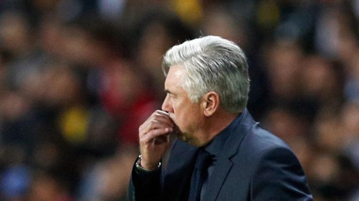 Sind die Tage von Carlo Ancelotti beim FC Bayern gezählt? (Foto)