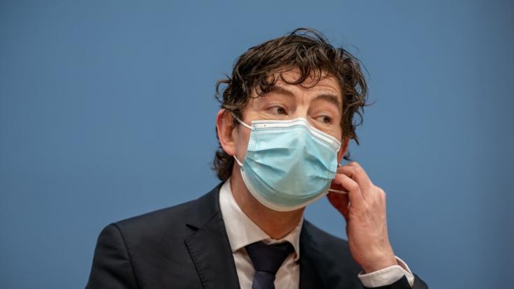 """Christian Drosten äußerte sich im neuen """"Coronavirus-Update"""" optimistisch und wagte auch einen Ausblick auf Herbst und Winter. (Foto)"""
