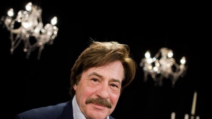 Auch Jörg Draeger ist am Sonntag im ZDF-Fernsehgarten bei Kiwi zu Gast.
