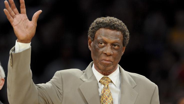 Der frühere NBA-Star Elgin Baylor ist im Alter von 86 Jahren gestorben. (Foto)