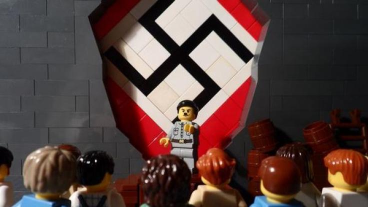 1933: Hitlers Machtübernahme. (Foto)