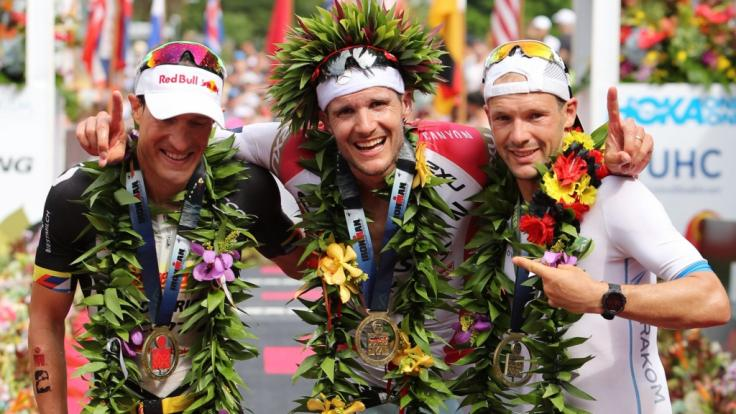 Sebastian Kienle, Jan Frodeno und Patrick Lange konnten beim Ironman auf Hawaii überzeugen - jetzt machen sich die deutschen Athleten für den Showdown bei der Ironman-Europameisterschaft in Frankfurt.