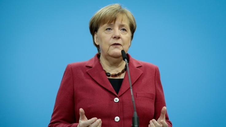 Harte Wochen für Angela Merkel: Bekommt Deutschland noch vor Ostern eine neue Regierung?