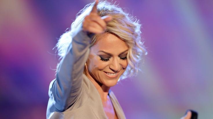 Schlagersängerin Michelle hat die Trennung von ihrem langjährigen Manager Uwe Kanthak bestätigt. (Foto)