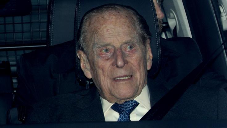 Die Partnerwahl seiner Kinder stimmte Prinz Philip nicht immer froh.