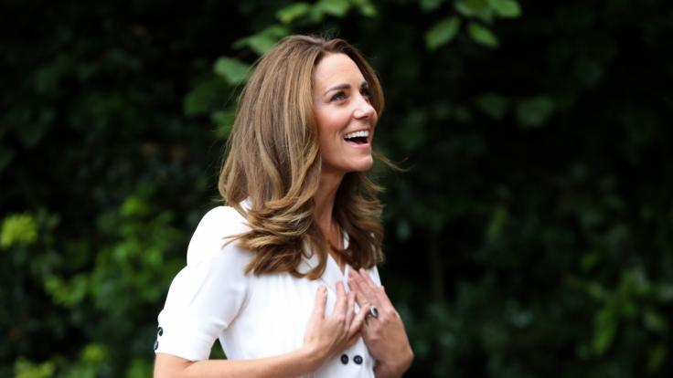 Royals-Experte sicher: Kate Middleton soll wieder schwanger sein.