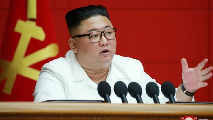 Wie steht es um die Gesundheit von Kim Jong-un? (Foto)