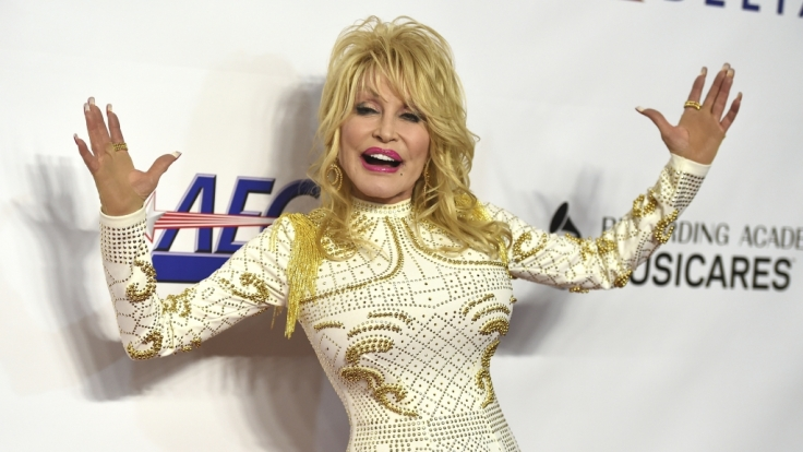 Dolly Parton wird 75: So gut hat sich der Country-Star gehalten. (Foto)