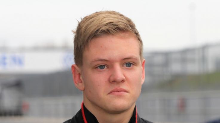 Mick Schumacher hatte am 15. Rennwochenende der Formel-3-Saison 2017 nichts zu lachen.