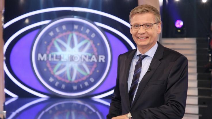 """Wie lange moderiert Günther Jauch noch """"Wer wird Millionär?"""" (Foto)"""