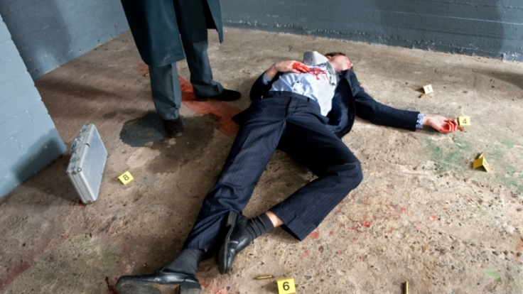 Was hat den Mörder angetrieben? (Foto)