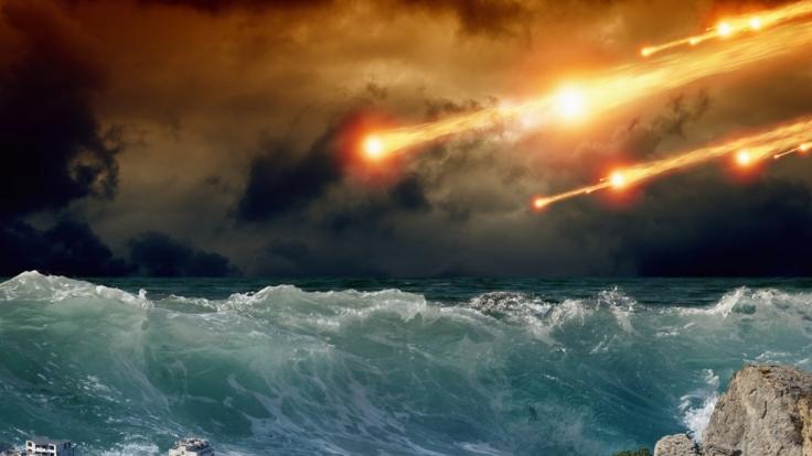 Immer wieder wurde der Weltuntergang in der Geschichte der Menschheit verschoben.