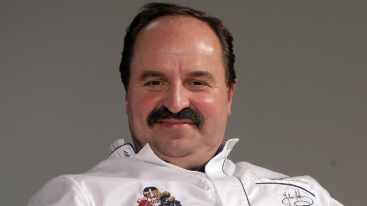 Spitzenkoch Johann Lafer hat sich als TV-Gastronom in die Herzen seiner Fans gekocht. (Foto)