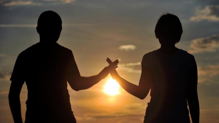 Romantische ewige Liebe gibt es. Das fanden amerikanische Forscher heraus. (Foto)