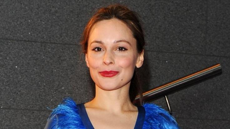 Die Schauspielerin Mina Tander lebt mit Mann und Kind in Berlin. (Foto)