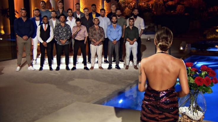 Bachelorette Melissa schickte drei Männer nach Hause. (Foto)
