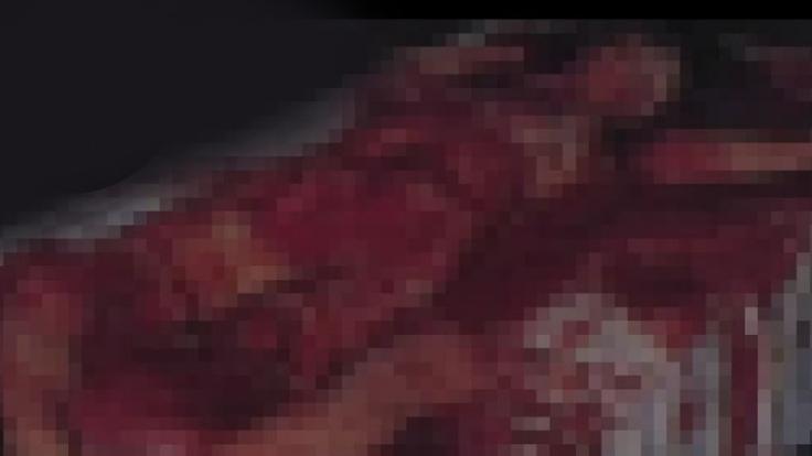 Dieses Bild soll angeblich ein Opfer aus seinen Videos zeigen. Das ist jedoch nicht belegt. (Foto)