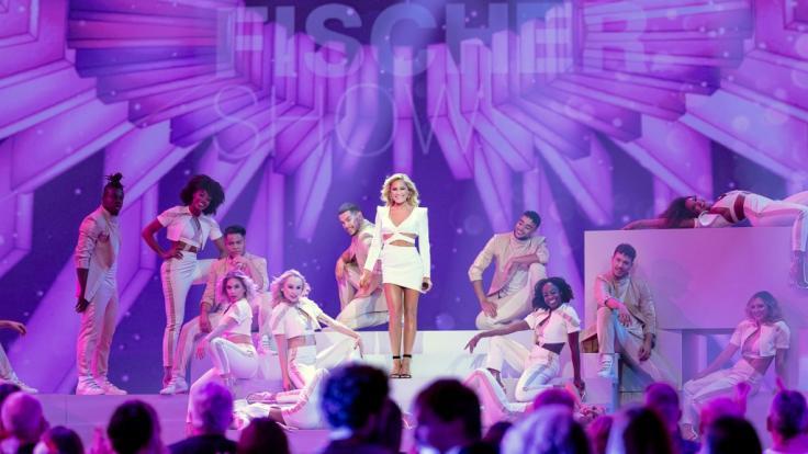 """""""Die Helene Fischer Show - Meine schönsten Momente"""": Helene Fischer präsentiert die Highlights der vergangenen neun Shows. (Foto)"""