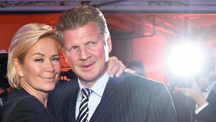 Vermasselte Claudia Effenberg ihrem Mann den Job auf Schalke? (Foto)