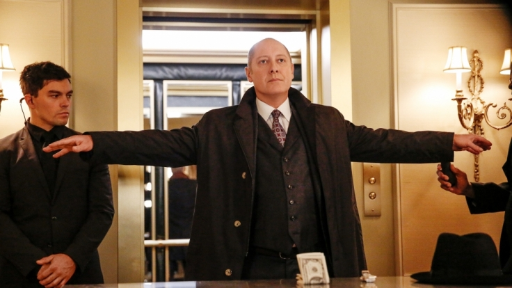 Raymond 'Red' Reddington (James Spader, M.) (Foto)
