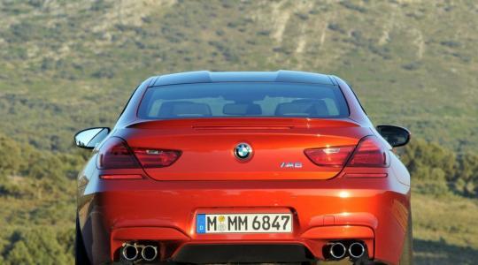 Die besten Bilder zu BMW M6 Coupé: Straßensportler (Foto)